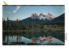 Three Sisters Sunrise Carry-all Pouch