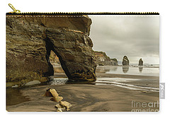 Three Sisters Carry-all Pouch by Werner Padarin