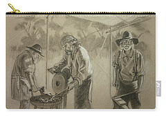 Three Smiths Carry-all Pouch