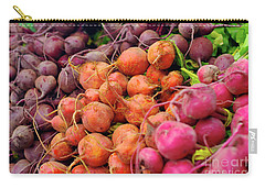 Three Types Of Beets Carry-all Pouch