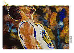 Thrill Of Victory Carry-all Pouch