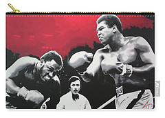 Thrilla In Manila Carry-all Pouch