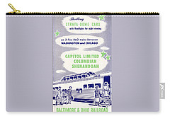 Thrilling Strata-dome Cars Carry-all Pouch