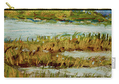Through The Marsh Carry-all Pouch by Barry Jones