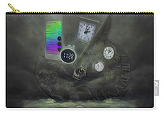 Through The Mists Of Time Carry-all Pouch