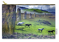 Through The Standing Stones Carry-all Pouch