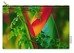 Through The Vines Carry-all Pouch