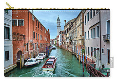 Through Venetian Canals Carry-all Pouch