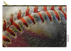 Thrown Heat Carry-all Pouch by Stuart Turnbull