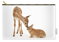 Thumper And Bambi Carry-all Pouch
