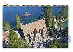 Thunderbird Lodge Aerial Carry-all Pouch