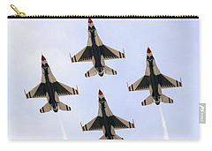 Thunderbirds Away Carry-all Pouch