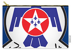Thunderbirds Logo Carry-all Pouch