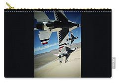 Thunderbirds Photo Carry-all Pouch