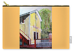 Thurmond Wv Train Station Carry-all Pouch