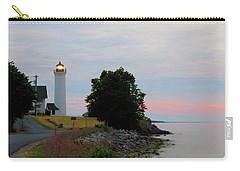 Tibbetts Point Light Sunset Carry-all Pouch