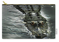 Carry-all Pouch featuring the photograph Tick Tock by Anthony Jones