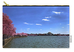 Tidal Basin Cherry Blossoms Carry-all Pouch