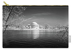 Tidal Basin Jefferson Memorial Carry-all Pouch