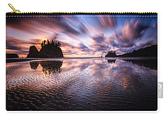 Tidal Reflection Serenity Carry-all Pouch