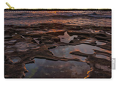 Tidepools At La Jolla Carry-all Pouch