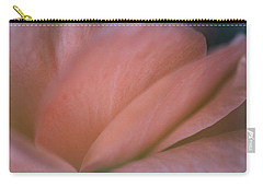 Carry-all Pouch featuring the photograph Tierna Romantica by The Art Of Marilyn Ridoutt-Greene