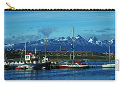 Tierra Del Fuego Carry-all Pouch by Juergen Weiss