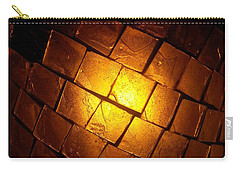 Carry-all Pouch featuring the photograph Tiffany Lamp by Robert Knight