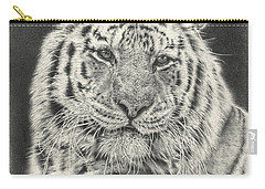 Tiger Drawing Carry-all Pouch