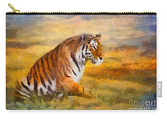 Tiger Dreams Carry-all Pouch
