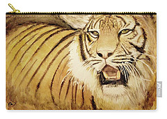 Tiger King Carry-all Pouch