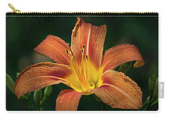 Tiger Lily II Carry-all Pouch