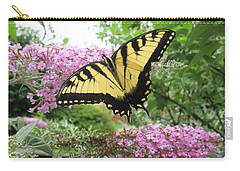 Tiger Swallowtail Carry-all Pouch by Bill OConnor