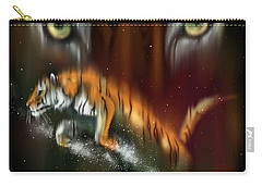 Tiger, Tiger Burning Bright Carry-all Pouch