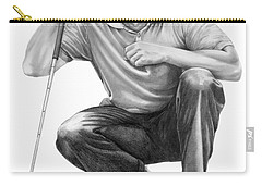 Tiger Woods Crouching Tiger Carry-all Pouch