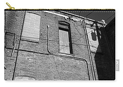 Tightrope My A.. Carry-all Pouch by Marie Neder