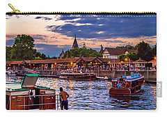 Carry-all Pouch featuring the photograph Tigre 005 by Bernardo Galmarini