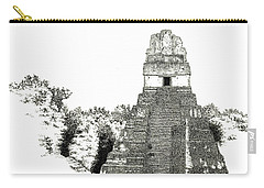 Tikal Temple I Carry-all Pouch