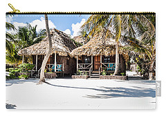 Tiki Huts Carry-all Pouch
