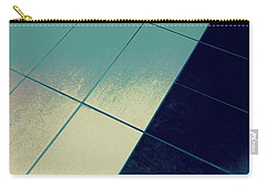 Tiles Carry-all Pouch by Linda Bianic