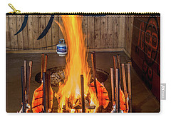 Tillicum Village Salmon Cook Carry-all Pouch