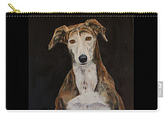 Tilly The Lurcher Carry-all Pouch