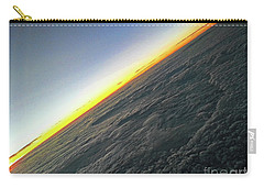 Carry-all Pouch featuring the photograph Tilt Horizon by Robert Knight