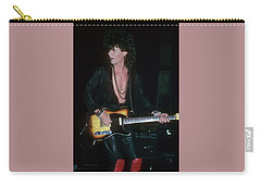 Tim Farriss Of Inxs Carry-all Pouch