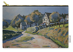 Timbered Houses In Terziet Carry-all Pouch