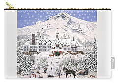 Timberline Lodge Carry-all Pouch