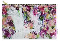 Time After Time Carry-all Pouch by Kirsten Reed