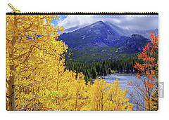 Carry-all Pouch featuring the photograph Time by Chad Dutson