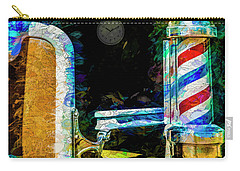 Carry-all Pouch featuring the photograph Time For A Trim by Paul Wear