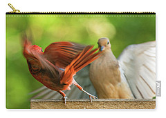 Time For Me To Fly Carry-all Pouch by Jim Moore